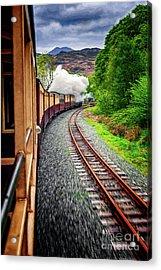 Welsh Highland Railway  Acrylic Print