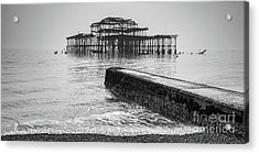 West Pier At Brighton Acrylic Print