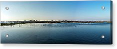 Wetlands Panorama  Acrylic Print