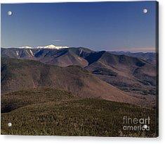 White Mountains Nh Usa Acrylic Print by Erin Paul Donovan