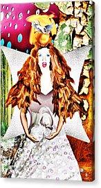 Whitout Title Acrylic Print