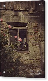 Window Acrylic Print by Mythja Photography