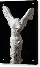 Winged Victory Acrylic Print by Garry Gay