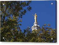 Wisconsin Capitol Acrylic Print