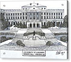 Wisconsin Acrylic Print