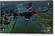 Yakovlek Yak 18 - Oil Acrylic Print