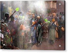 Yougo Dogorou 2008 Acrylic Print
