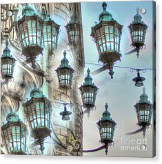 Yury Bashkin Light Acrylic Print