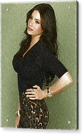 Celebrity Sofia Vergara  Acrylic Print
