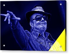 Dr John Collection Acrylic Print by Marvin Blaine