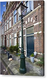 Leiden Acrylic Print by Andre Goncalves