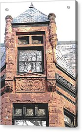 Window Series Acrylic Print by Ginger Geftakys