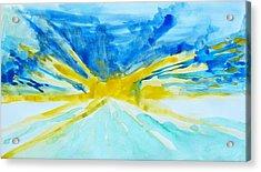 Memory Of A Sunrise Acrylic Print