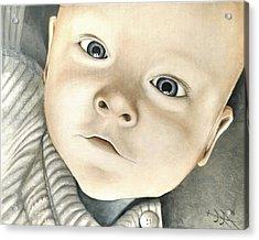 Portrait Of Raphael, 1 Acrylic Print