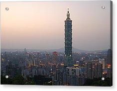 101 Tower Acrylic Print
