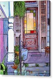 103 Acrylic Print by John Boles