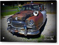 Car 66 Acrylic Print