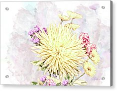10865 Spring Bouquet Acrylic Print