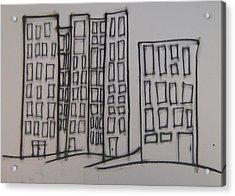 109 Acrylic Print