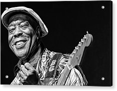 Buddy Guy Collection Acrylic Print by Marvin Blaine