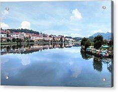 Sapa - Vietnam Acrylic Print by Joana Kruse