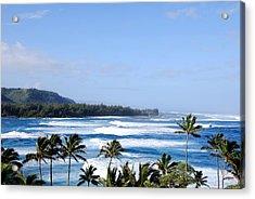 Hawaii Acrylic Print by Thea Wolff