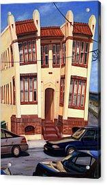 111 Oriental Avenue Acrylic Print