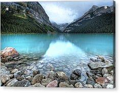 1111 Lake Louise Acrylic Print