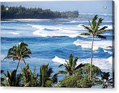 Hawaii Acrylic Print by Thea Wolff