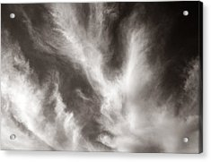 116 - Atmospheric - Cloud Formation Acrylic Print by Eric  Copeman