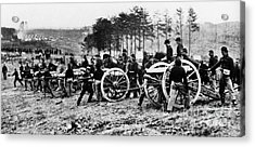 Chancellorsville, 1863 Acrylic Print by Granger