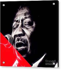 Muddy Waters Collection Acrylic Print