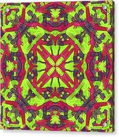 Untitled -a- Soup -pattern- Acrylic Print