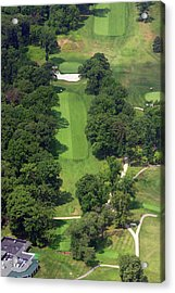 12th Hole Sunnybrook Golf Club 398 Stenton Avenue Plymouth Meeting Pa 19462 1243 Acrylic Print by Duncan Pearson