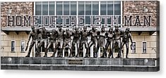 12th Man Acrylic Print by Stephen Stookey