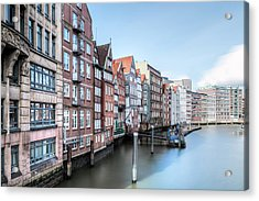 Hamburg - Germany Acrylic Print by Joana Kruse