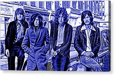 Led Zeppelin Collection Acrylic Print