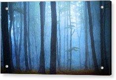 Landscape Pictures Nature Acrylic Print by Margaret J Rocha