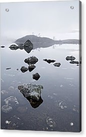 Lochan Na H-achlaise Acrylic Print