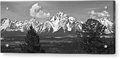 Wyoming Acrylic Print