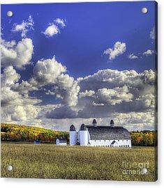 Dh Day Farm Acrylic Print