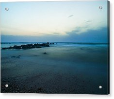Acrylic Print featuring the photograph 15 Seconds by Meir Ezrachi