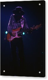Stevie Ray Vaughan Acrylic Print