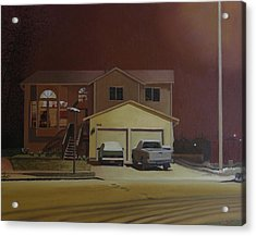 15698 168th Ave. S.e. Acrylic Print by Thu Nguyen