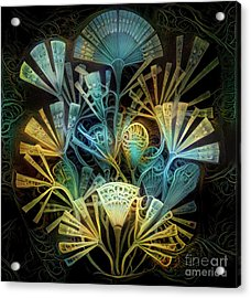 Beautiful Undersea Coral Acrylic Print