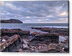 Kimmeridge Bay - England Acrylic Print