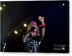 Steel Panther  Acrylic Print
