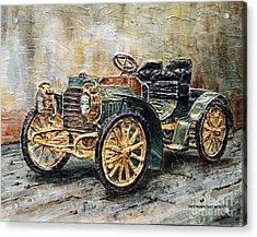 1901 Mercedes Benz Acrylic Print