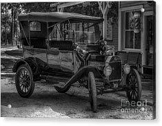 1916 Ford - Model T Acrylic Print