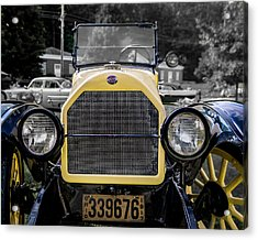 1918 Will's Overland 85b Acrylic Print by Jack R Perry